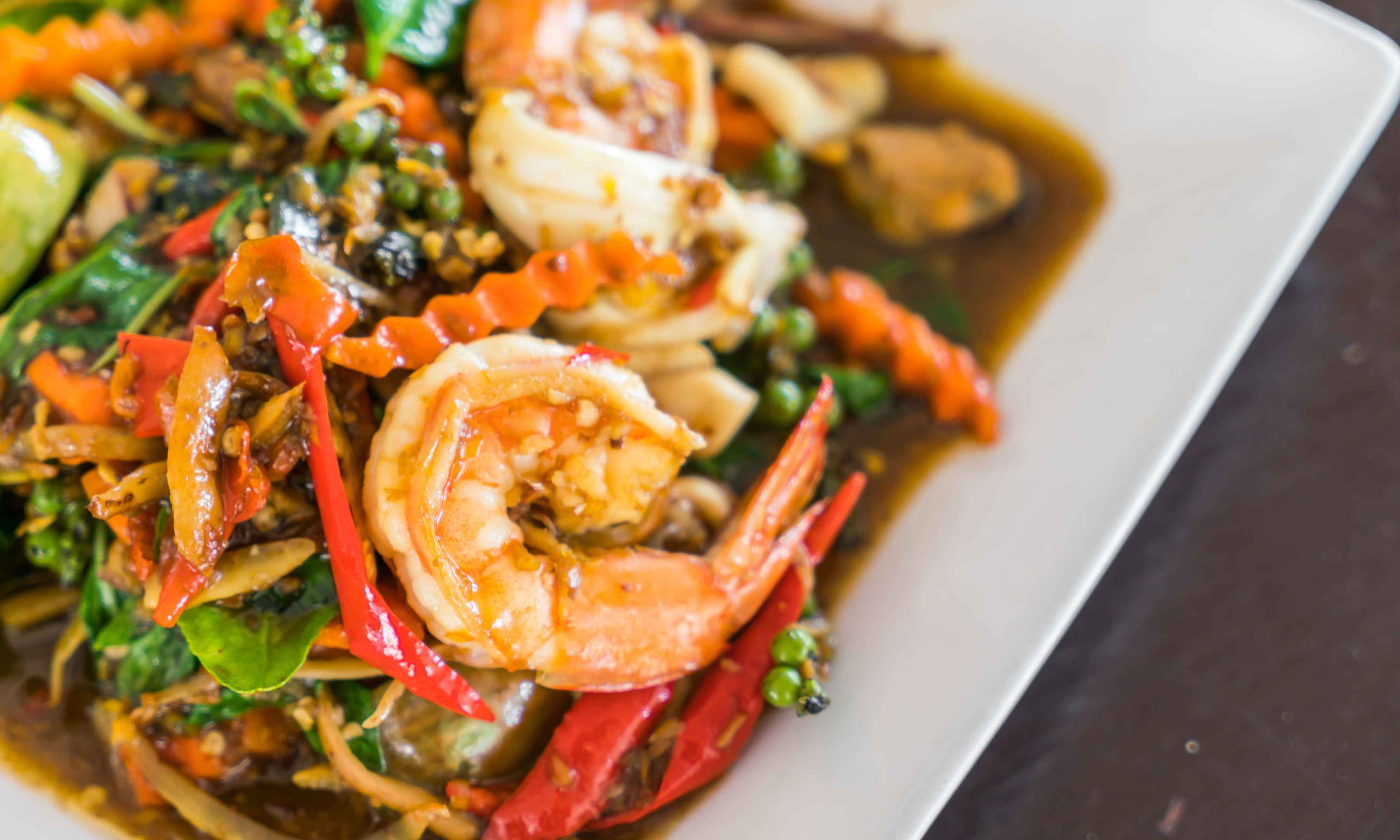 Thai Wok Kitchen